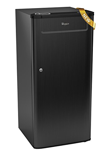 Whirlpool 205 Genius Cls Plus 4S Direct-cool Single-door Refrigerator (190 Ltrs, 4 Star Rating, Black Titanium)