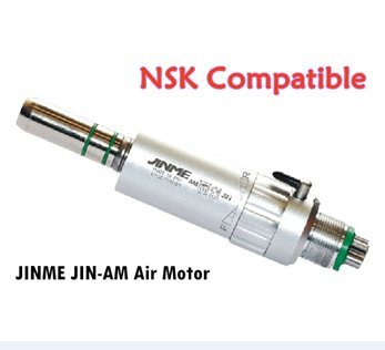 Smile Dental CE Certificated Dental Handpiece Jin-am Low Speed Air Motor NSK Compatible 4 Holes (Air Motor Low Speed compare prices)
