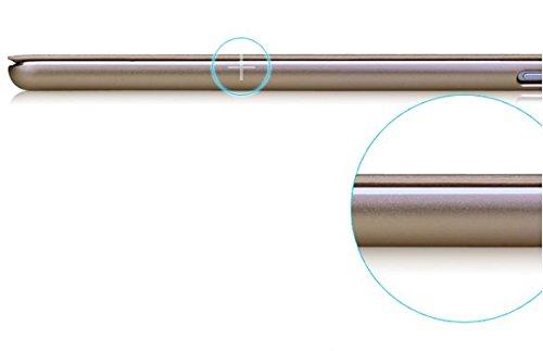 Binli® Ipad Air / Ipad 5 Smart Automatic-To-Sleep Metal Protective Sleeve For Apple (Gold).