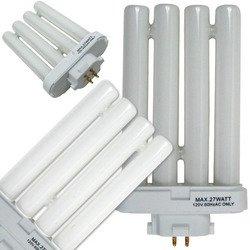 FML27/65 27 Quad Tube Compact Fluorescent Light Bulb