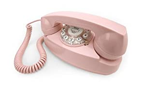 Crosley 1950's Princess Phone - Pink from Crosley