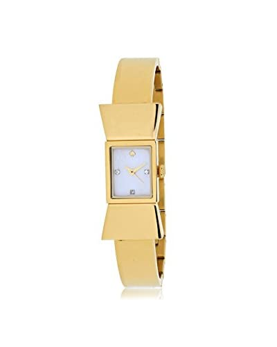 kate spade new york Women's 1YRU0070 Carlyle Gold Tone/Gold Tone Stainless Steel Watch