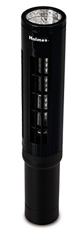 Holmes Hnf1292A-Bu Battery Operated Fan With Flashlight