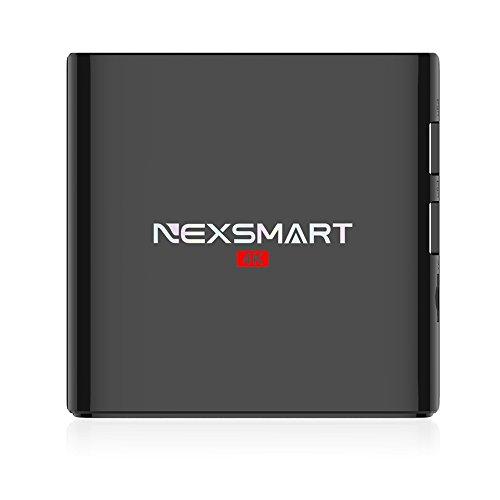 KUAK NEXSMART D32 RK3229 OTT TV Box Android 5.1 Quad Core Streaming Media Player