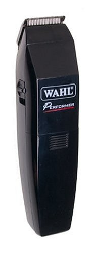 Wahl 5537-500 Performer Battery Operated Beard and Mustache Trimmer