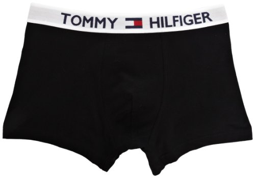 Tommy Hilfiger Original Stretch Boxer Without Fly Men's Boxers Black X Large