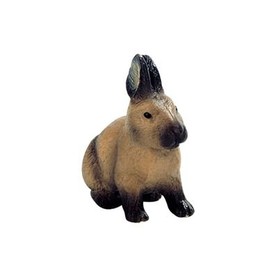 Bullyland - Bullyland Animal World Figure Rabbit 4,5 cm - 1