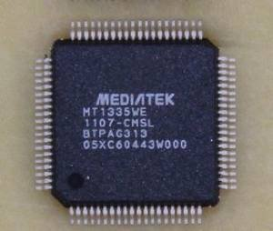 New Mt1335We Ic Chip Replacement Repair Part For Xbox 360 Slim Dg-16D4S Drive front-271363