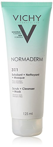 VICHY Gel Detergente Viso Normaderm 3in1 125 ml