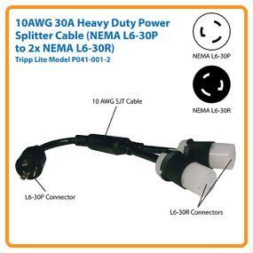 Black APC AP9890 0.6m C13 to C14 Power Cord Kit 5 Pack