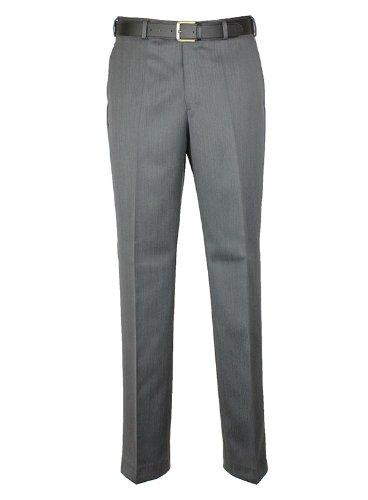 DGs Prestige Trousers - Charcoal - 48 Regular