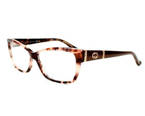 Gucci Eyeglass Frame 3559 : Gucci Eyeglasses frame GG 3559 L76 Acetate - Rhinestones ...