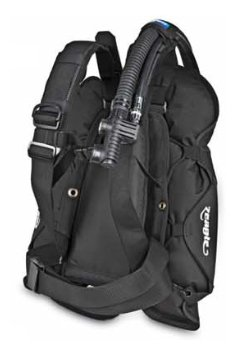 Zeagle Express Tech BC Ultimate Travel Rig Diving BCD