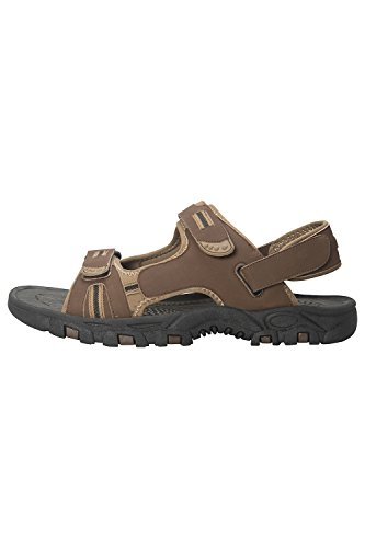 Mountain Warehouse Sandali da uomo Z4 Marrone 42