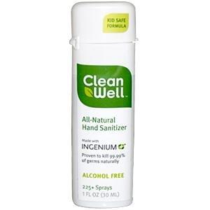 Hand Sanitizer Spray 1 Ounces