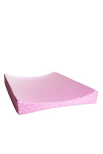 Farg Form Nursing Table with Spots (Pink)