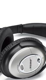 【国内正規流通品】BOSE QuietComfort15 ノイズキャンセリング・ヘッドホン (スタンダードオーディオケーブルおよびApple製品専用マイク/リモコン付きオーディオケーブル付属) QuietComfort15-S 345442-0010