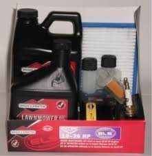 Briggs & Stratton Tune-Up Kit 18-26 HP Intek V-Twin Extended Life Series Tractors 5111A by Briggs & Stratton