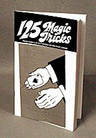 MMS 125 Tricks with Cards Booklet Royal Magic