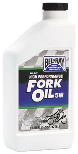 Bel Ray Lubricants 99300-B1LW / 94700-BT1LC HIPER FRK OIL 5W 1L