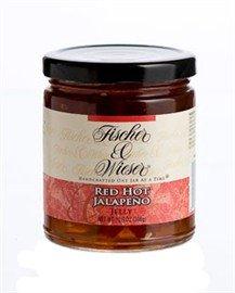Fischer Wieser Red Hot Jalapeno Jelly by Fischer & Wieser