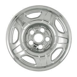 "Bully Imposter IMP-48X, Honda, 16"" Chrome Replica Wheel Cover, (Set of 4)"