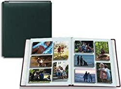 Family Treasures Deluxe 12x15 Sherwood-Green Scrapbook by Pioneer -