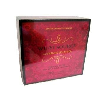 12 Boxes ~ Wuyi Source Authentic Oolong (Wulong) Tea, Weight Loss, Burns Fat, 720 Tea Bags Total