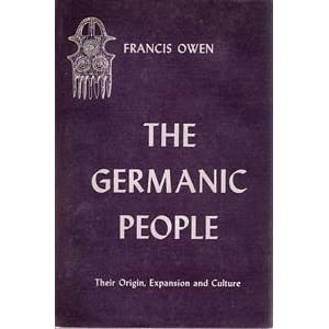 Amazon.com: The Germanic people: Their origin, expansion, and ...