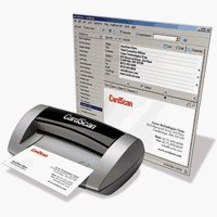 CardScan Executive (700c/V7) - Sheetfed scanner - USB