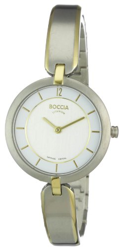 Boccia Ladies Titanium Bracelet Watch B3164-03