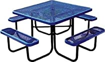 "Hot Sale 46"" Square Table - PG394D"