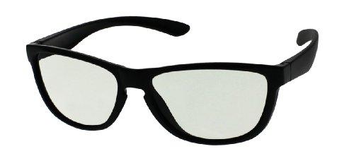 EX3D Eyewear TH0004 passive 3-D Brille schwarz