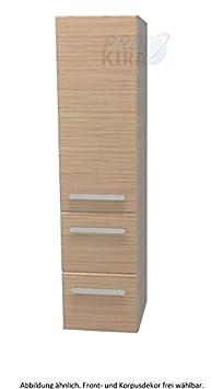 Pelipeal Contea Bathroom Cupboard (CT-M2L - 3012-L / R Comfort N, Pack of 1, 30 CM x 120 CM x 33 CM
