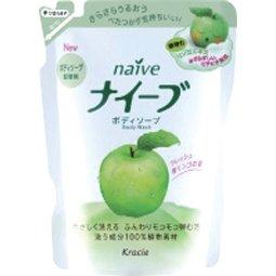 ナイーブソープ リンゴ 替 420ml