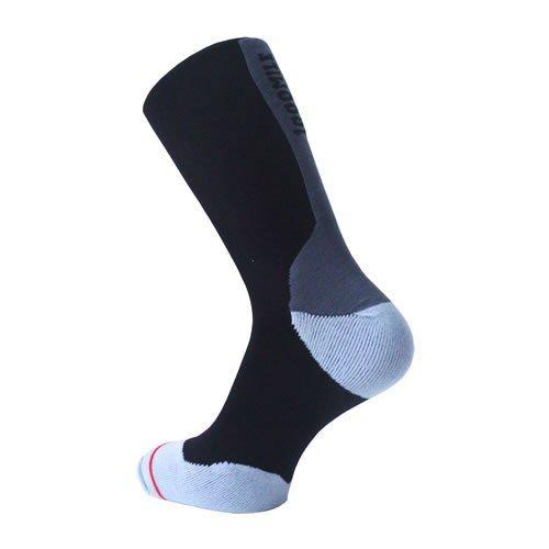 1000 Mile Fusion Socks Blister Free Black