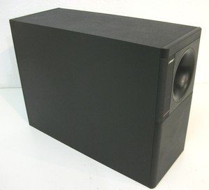 Bose Acoustimass 7 - Speaker System, Ideal For Stereo Or Home Theater Use - Black