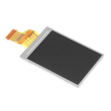 Jjedigital Camera Lcd Display Screen For Samsung Es10/Es15/Es17/Es25/Es28/Es55/Es60/Es65/Es67/Sl30/Sl102