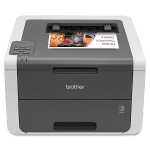 Brother Hl-3140Cw Led Printer - Color - 2400 X 600 Dpi Print - Plain Paper Print - Desktop