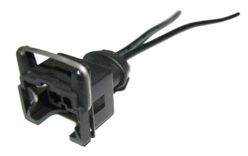 AUS Injection EV1F Fuel Injector Connector (Corvette Fuel Injector compare prices)