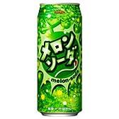 【2ケースセット】キリン メロンソーダ 500ml缶×24本入×(2ケース)