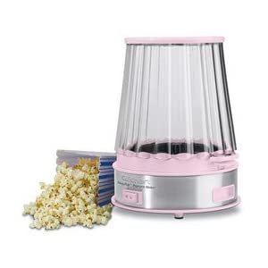 Cuisinart CPM-900PK EasyPop Popcorn Maker, Pink
