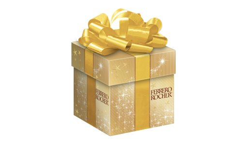Ferrero Rocher Chocolates Gift Cube