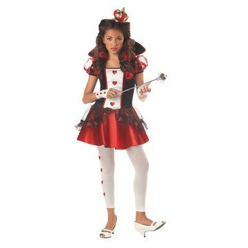 Queen of Hearts Costume - X-Large