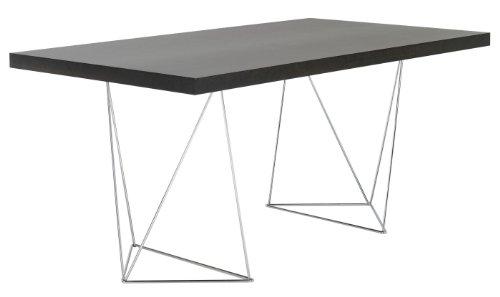 Schreibtisch mit Trestles-Gestell