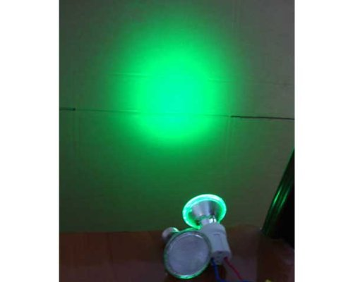Night Light Green Led - 525 Nm - Standard Base