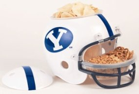 Brigham Young Cougars Snack Helmet