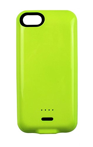 Stylish Large Capacity 2800mah Green Mobile Power Bank for iPhone 5C by TB1 Products ®