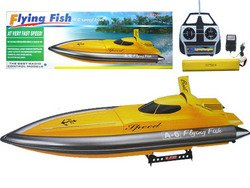 Flying Fish Huge Fast Rc Boat RTR