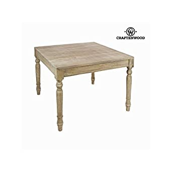 Table salle à manger vieillie - Collection Poetic by Craftenwood